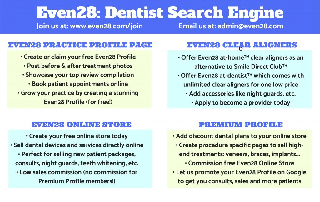 Benefits-joining-Even28-dentists