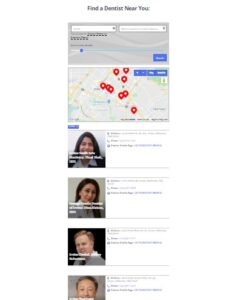 sample-Even28-dentist-search-engine-results-page-2